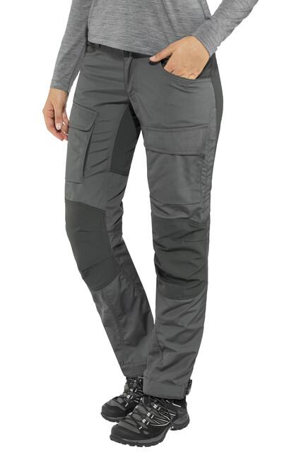 Lundhags Authentic II Pants Dame granitecharcoal